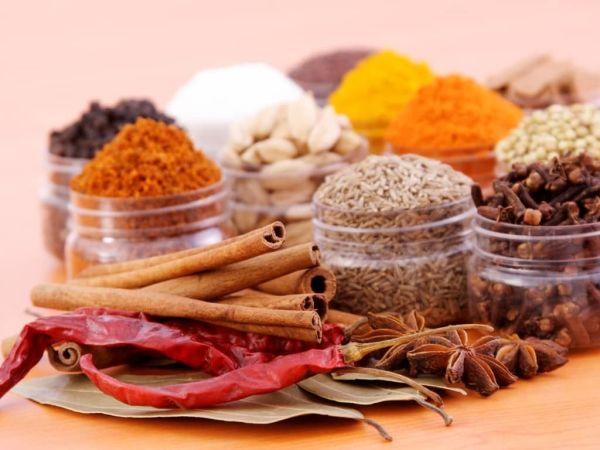 8 специй чтобы поднять иммунитет и снизить плохой холестерин