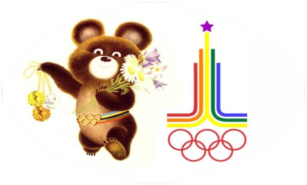 """Как иллюстратор детских книг создал самого известного в стране медведя - """"Олимпийского Мишку"""""""
