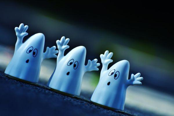 Самые известные фотографии привидений со всего мира