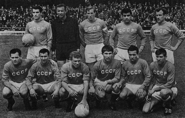 Как монетка с «фигурой» лишила СССР медалей в чемпионате Европы по футболу