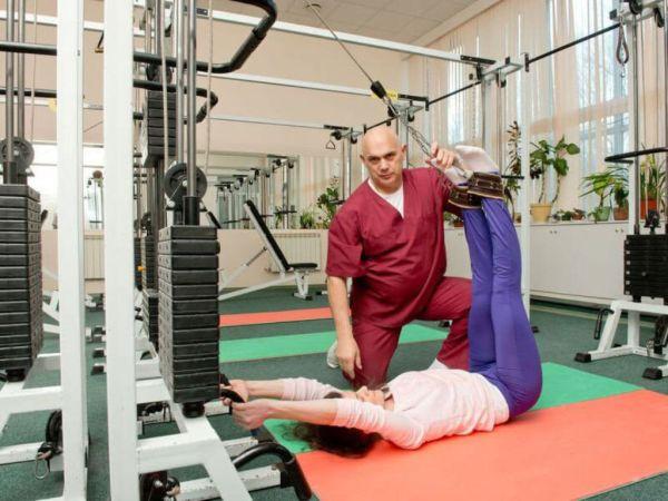 10 упражнений для здоровья суставов и позвоночника от доктора Бубновского