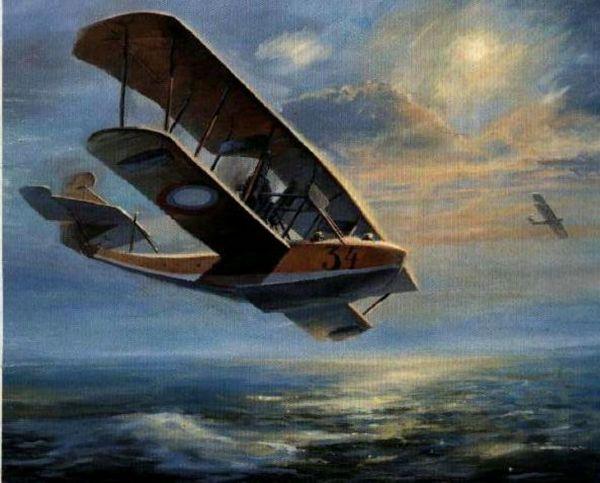 Летающие лодки Григоровича: как появился первый воздушный флот