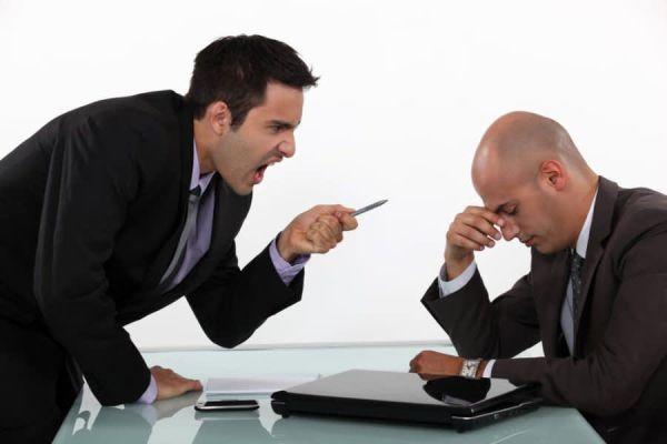 Типы личности в конфликтных ситуациях