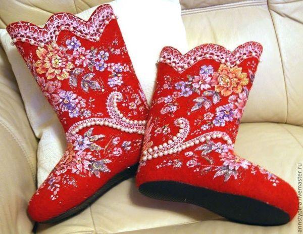 «Russy Valenki» от «Judari» и еще несколько интересных фактов о валенках