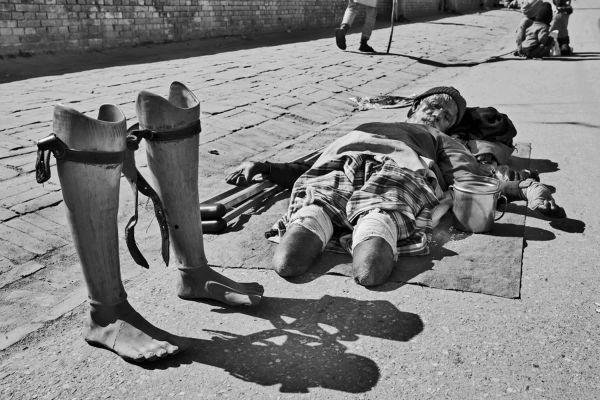 Куда исчезли инвалиды после Великой Отечественной войны