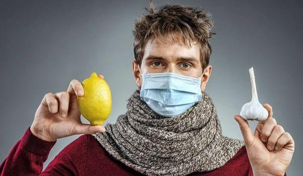 8 народных средств от насморка и простуды