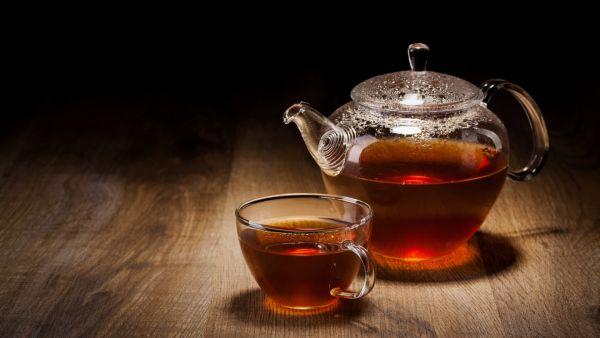 Черный чай защищает от рака и болезней сердца