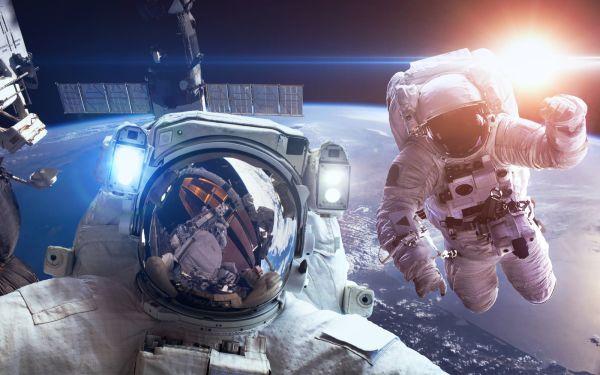 Космонавты не храпят и еще несколько странных фактов о космонавтах