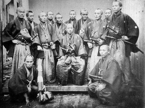 20 интересных фактов о настоящих самураях (может, и у вас в крови есть самурай?)