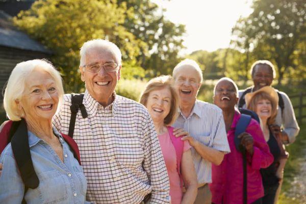 Люди стареют по одному из 4-х типов, и это можно определить еще в молодости