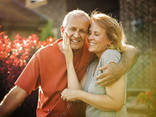 Риск развития слабоумия можно снизить благодаря супругу-оптимисту