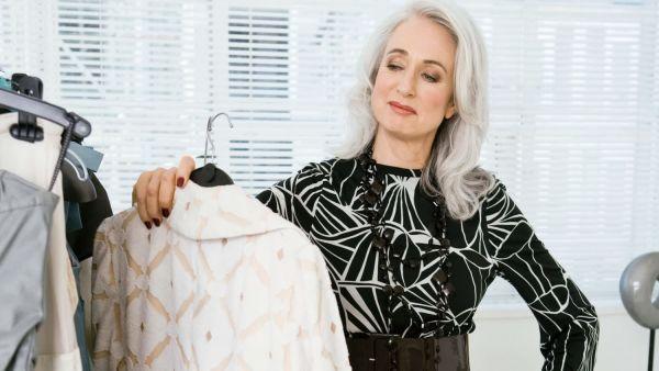 Модный гардероб для полненьких женщин за 50 - чтобы всегда казаться стройнее и моложе
