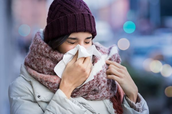 5 научных фактов о простуде