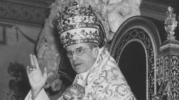 """Папа Пий XII - Дипломатия """"от лукавого"""""""