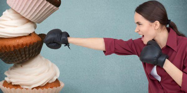 5 работающих советов чтобы есть меньше сладкого и при этом не страдать (подходит худеющим и диабетикам)