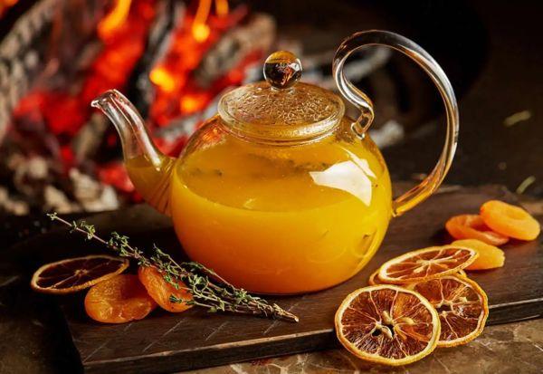 Хочется облепиховый чай как в любом кафе? Раскрываем 7 волшебных рецептов и их полезные свойства