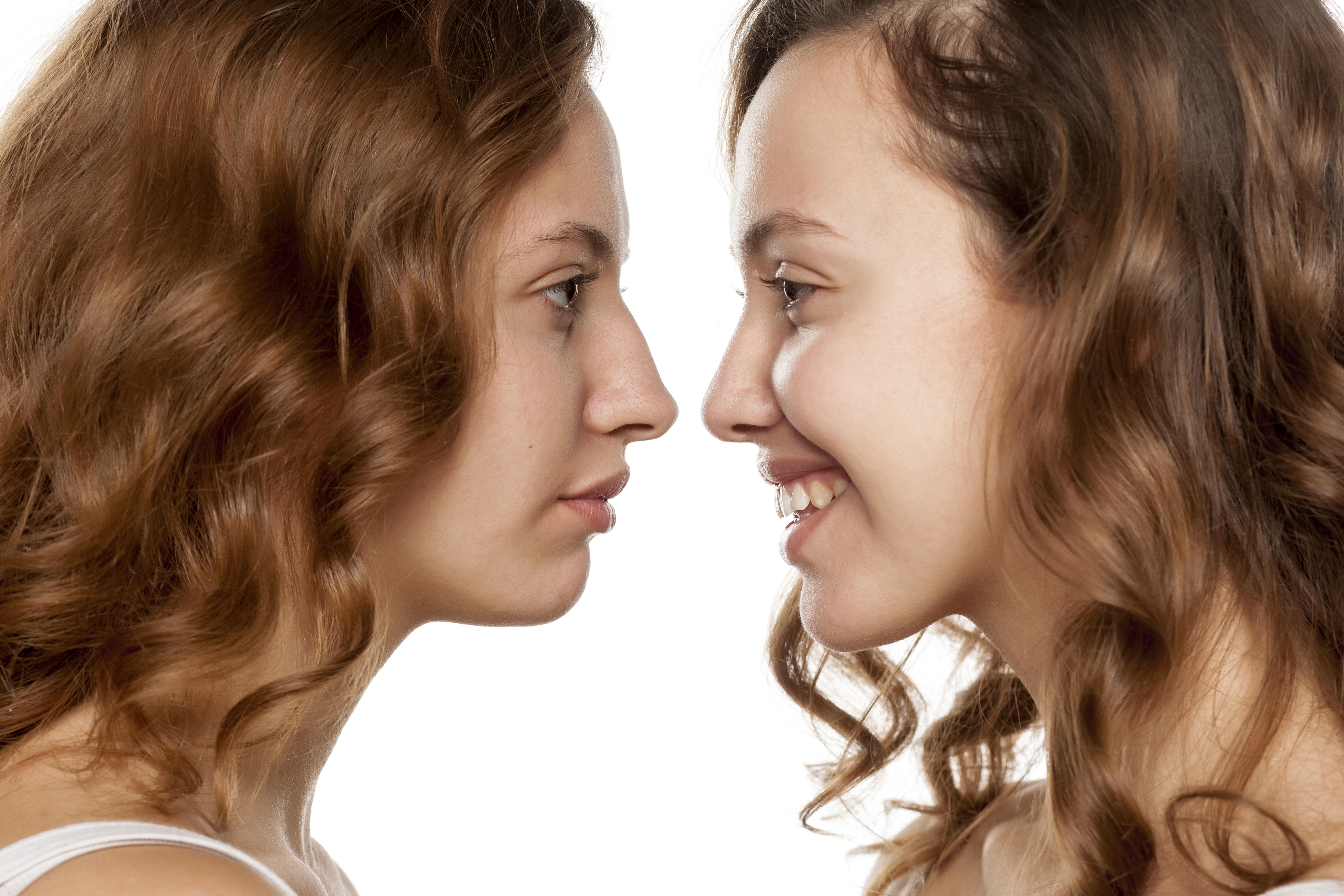 Gewichtsverlust Blog vor und nach der Nasenkorrektur