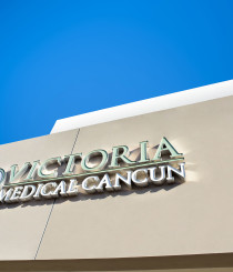 Dr. Corzo Clinic at Victoria Medical Cancun