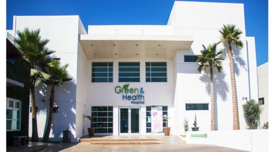 Mexico Transgender Center at Green & Health Hospital Tijuana