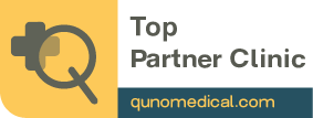 Qunomedical Top Partner Clinic Badge