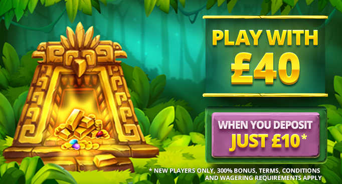 Play with £40