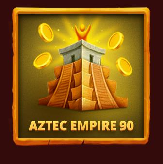 Aztec Empire 90 Aztec Bingo