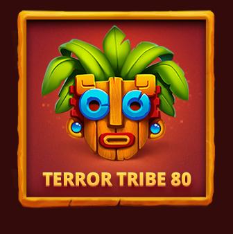 Terror Tribe 80 Aztec Bingo