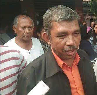 Albiner Panjaitan Wakil Kepala SMA Negeri 1 Kota Siantar