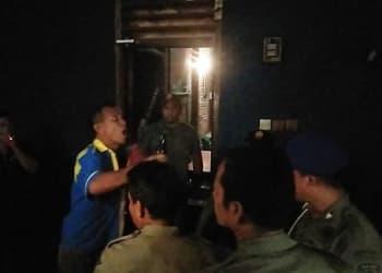 Tambunan Ngaku Orang Jokowi Ngamuk ke Pegawai Sat Pol PP di Cafe Flora Inn