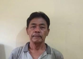 Tersangka Erwin Pulo Silalahi