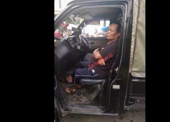 Korban Kaladin Silalahi syok akibat tas nya berisi uang baru diambil dari bank dicuri OTK