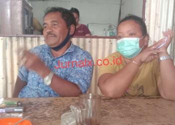 Jonni Mangisi Simanjuntak dan Elfrida Boru Guru Singa Pasutri Korban Perampokan di Cafe Merah Putih