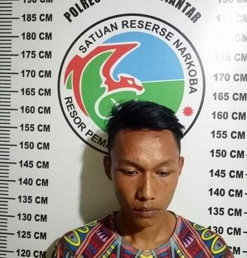 FAS alias Dubay yang ditangkap