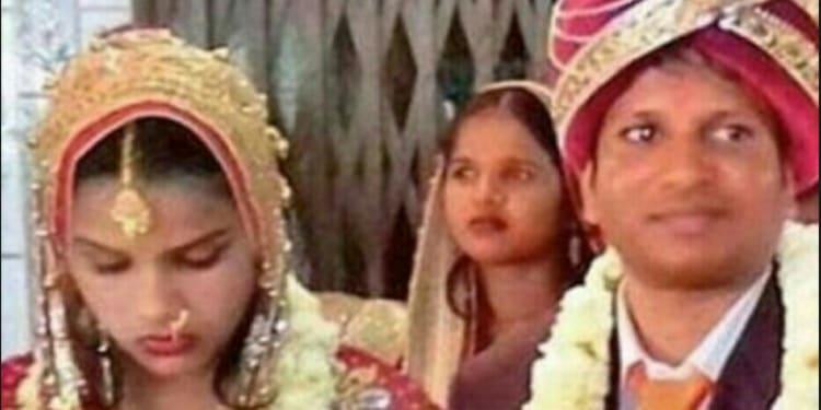 Pengantin pria akhirnya menikah dengan wanita lain.