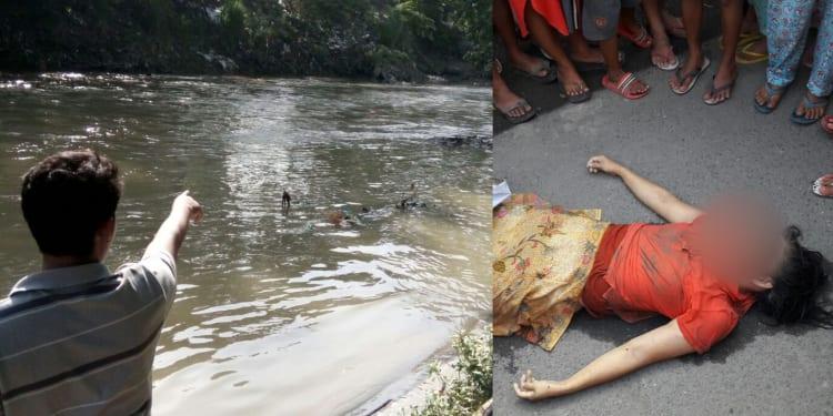 Mayat di Sungai Deli