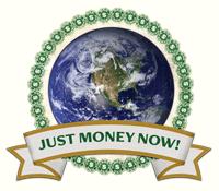 Just money now logo