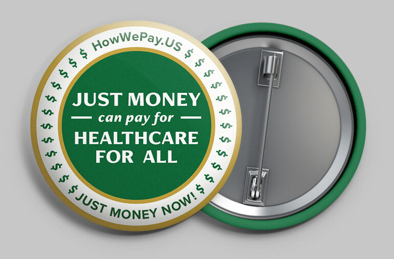 just money now button