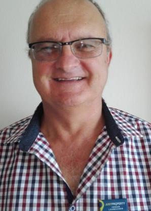 Johan Laubscher - Intern