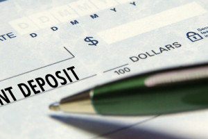 Rental deposits may result in your tenant not paying their rent.