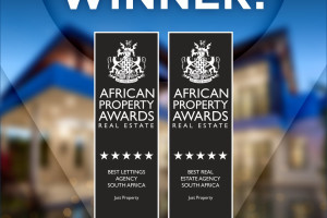 Just Property Wins Again At The International Property Awards!