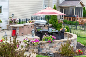 6 outdoor kitchen styles you'll love