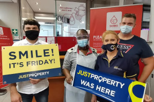 Just Property Zululand Blood Drive