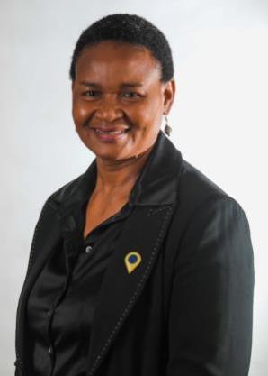 Thandi Ndzombane - Intern