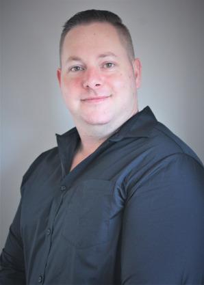 Chris Van Der Merwe - Intern