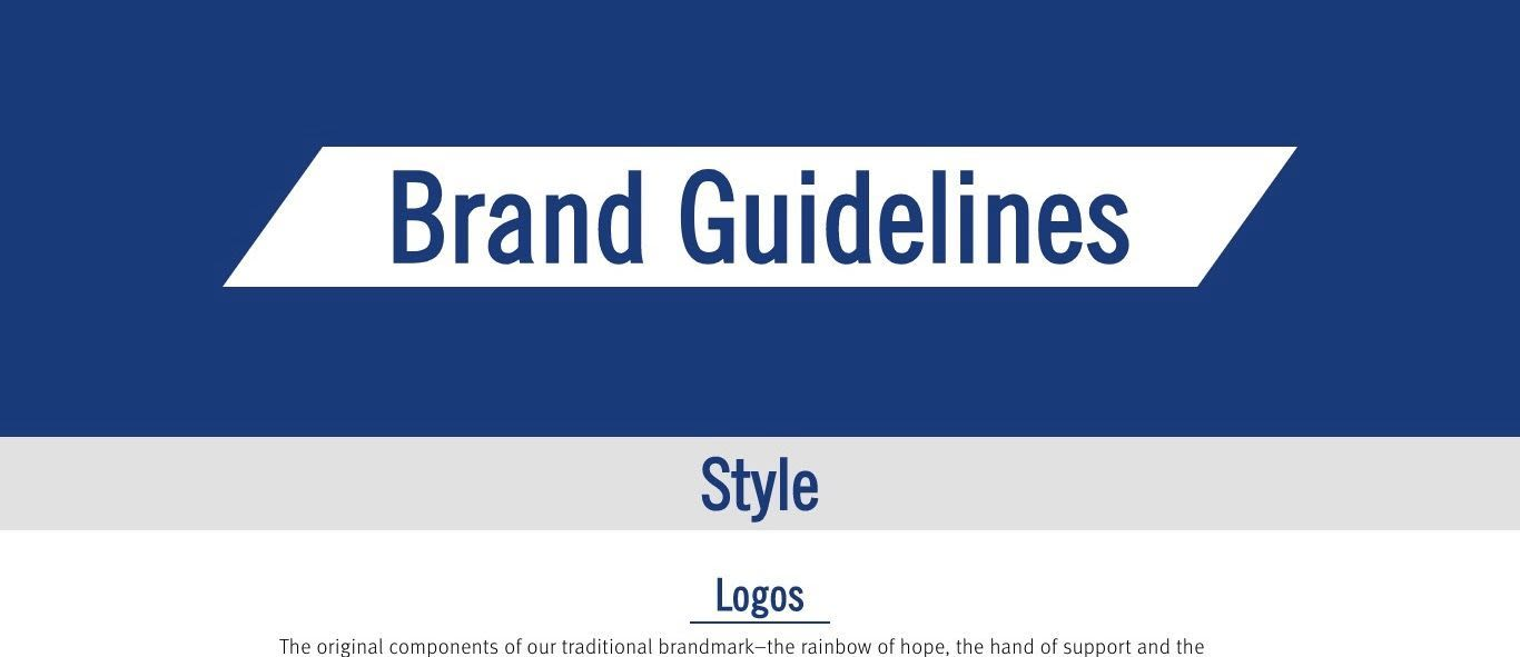 United Way of King County - Brand Guidelines