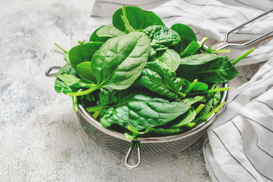 spinach immune boosters