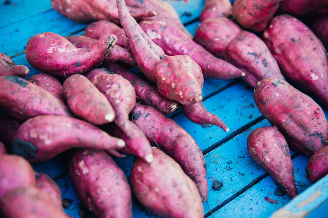 sweet potatoes immune boosters