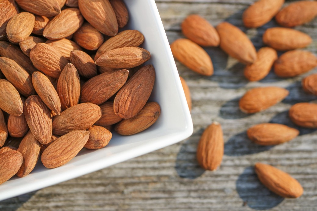 almonds immune boosters