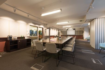 Large Modern Meeting Room