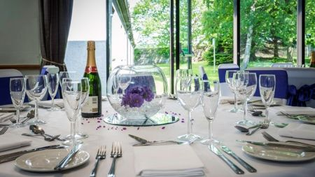 Extended Function Suites Wedding reception